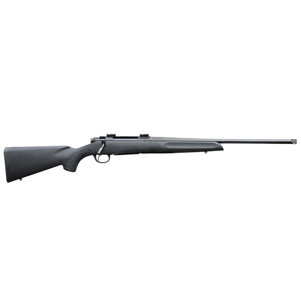 THOMPSON ÑENTER ARMS Compass 308 Win 22in 5rd Black Composite Stock Blued Rifle (10074)
