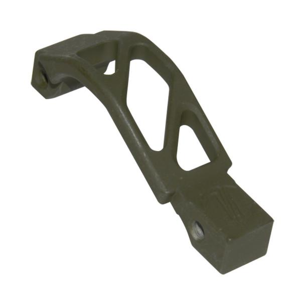 TIMBER CREEK OUTDOORS AR Oversized OD Green Trigger Guard (AR-OTG-OD)