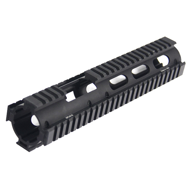 Leapers UTG PRO Model 4/AR15 Extended Car Length Drop-in Quad Rail (MTU015)