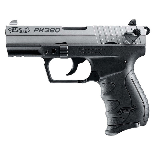 WALTHER PK380 380 ACP 3.66in 8rd Semi-Automatic Pistol (5050309)
