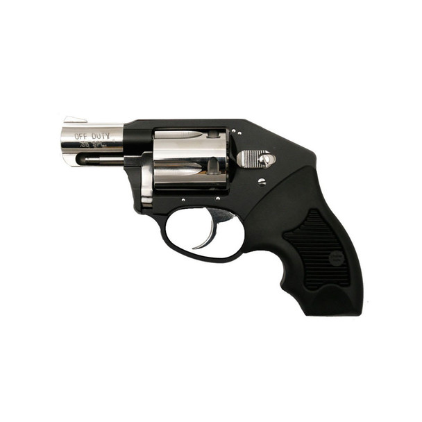 CHARTER ARMS Off Duty 38 Special 2in 5rd Two-Tone Revolver (53711)