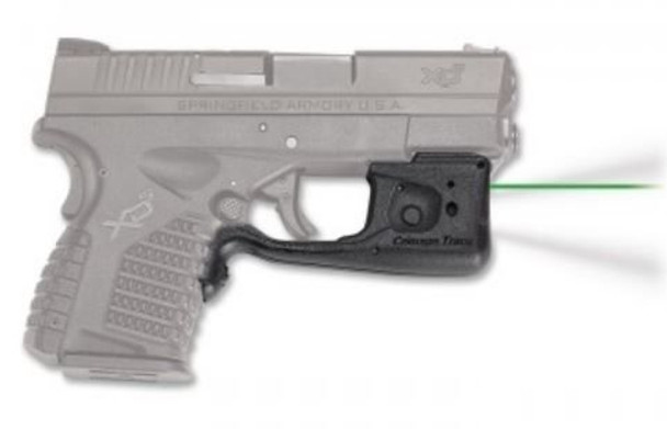 CRIMSON TRACE Green Laserguard Pro for Springfield Armory XD-S (LL-802G)
