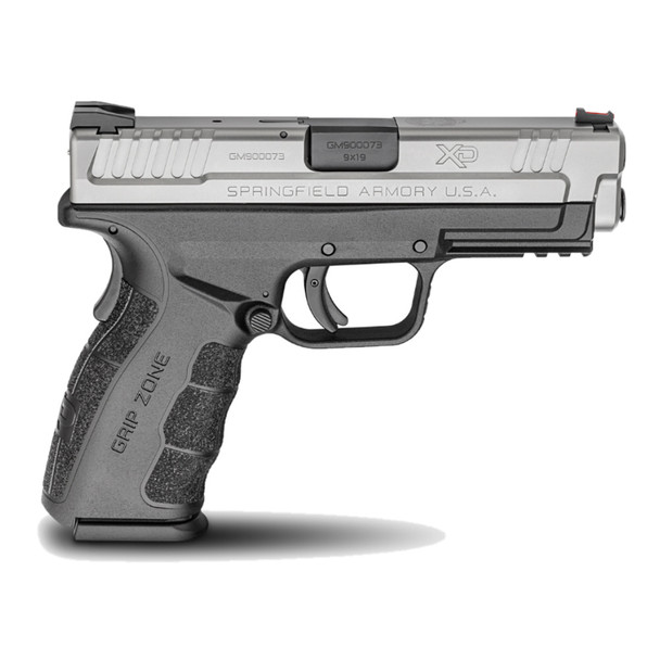 SPRINGFIELD ARMORY XD Mod2 9mm 4in Barrel 16rd Bi-Tone Pistol (XDG9301HC)