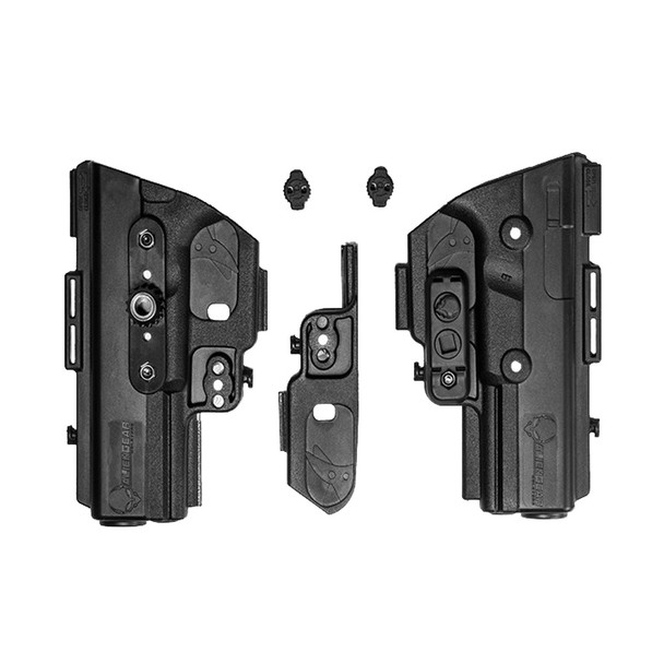 ALIEN GEAR Shape Shift Shell Springfield XDs 3.3 Right Hand Holster Kit (SSSK-0203-RH)