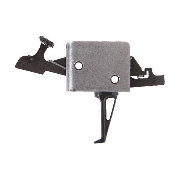 CMC TRIGGERS AR-15/AR-10 Two Stage 2lb/3lb Large Pin Flat Trigger (96508)