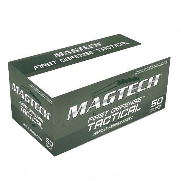 MAGTECH First Defense .300 AAC Blackout Subsonic 200 Grain FMJ 50Rd Box Ammo (300BLKSUBA)