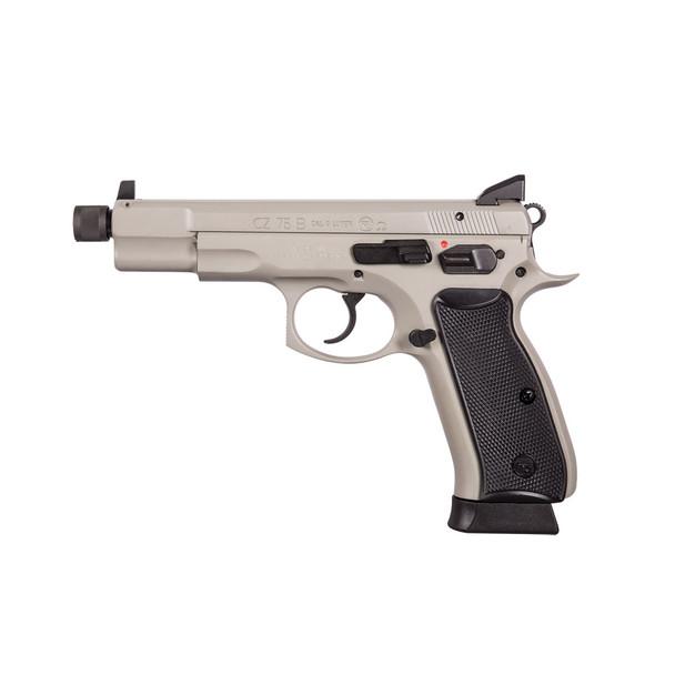 CZ 75 B Omega 9mm 5.21in 18rd Semi-Automatic Pistol (91235)