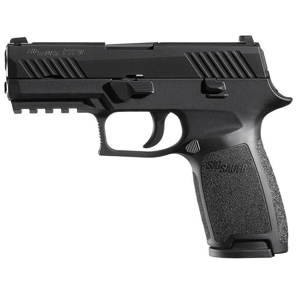 SIG SAUER P320 Black Nitron 3.9in 357 SIG 14rd Pistol (320CA-357-BSS)