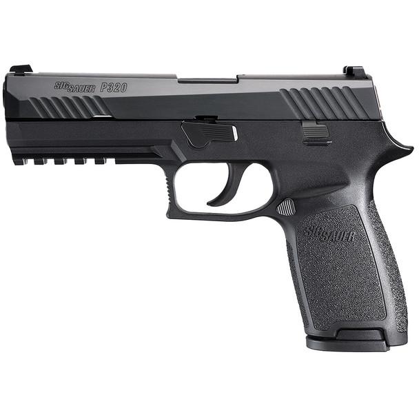 SIG SAUER P320 Black Nitron 4.7in 45 ACP 10rd Pistol (320F-45-BSS)