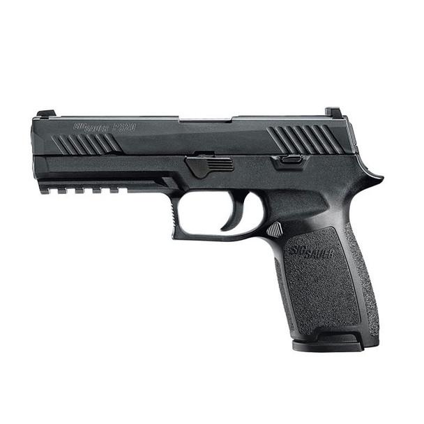 SIG SAUER P320 Full Size 9mm 4.7in 10rd Semi-Automatic Pistol (320F-9-BSS-10)