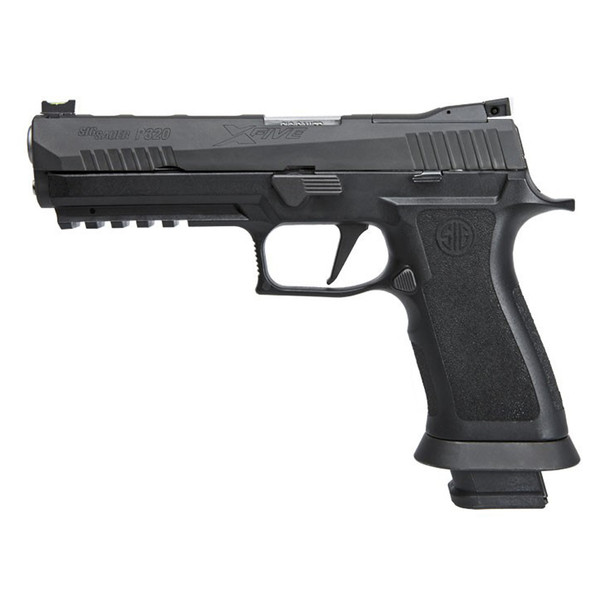 SIG SAUER P320 X-Five Full Size 9mm 5in 10rd Semi-Automatic Pistol (320X5-9-BAS-10)