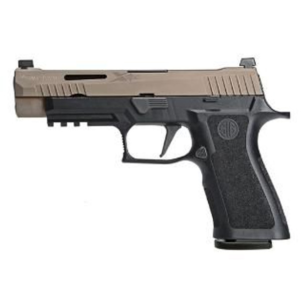SIG SAUER P320 X-VTAC 9mm 4.7in 17rd Semi-Automatic Pistol (320XF-9-VTAC)