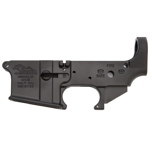 ANDERSON MANUFACTURING AR-15 Stripped Lower Receiver (D2-K067-A000)
