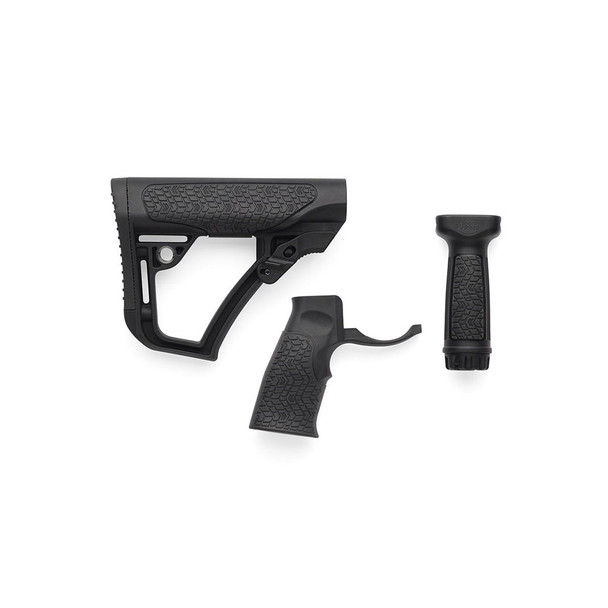 DANIEL DEFENSE Buttstock/Pistol Grip/Vertical Foregrip Combo (28-102-06145-006)
