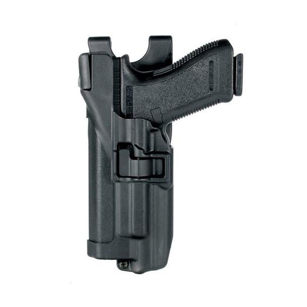 BLACKHAWK Serpa Level 3 Walther P99 Left Hand Duty Holster (44H124BK-L)