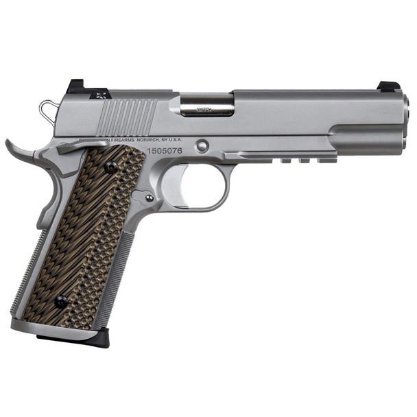 DAN WESSON Specialist Commander 45 ACP 4.25in Barrel 8Rd Stainless Pistol (01891)