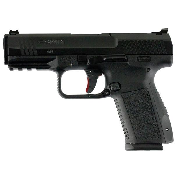 CANIK TP9SF Elite-S 9mm 4.19in 15rd Black Pistol (HG3899-N)