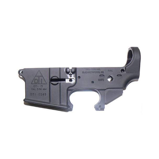 DEL-TON AR15 Stripped Lower Receiver (LR100)