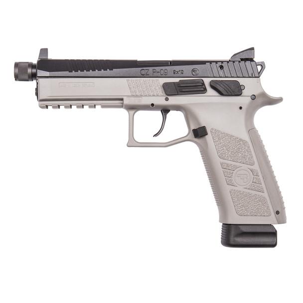 CZ USA P-09 9mm 5.2in 21rd Semi-Automatic Pistol (91269)