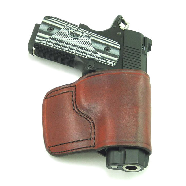 DON HUME JIT Slide Right Hand S&W M&P Brown Holster (J988895R)