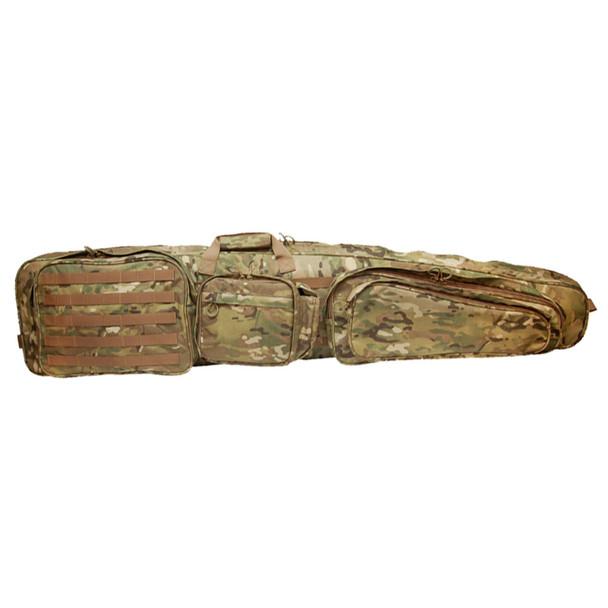 EBERLESTOCK Multicam Sniper Sled Long Drag Bag (E57MM)