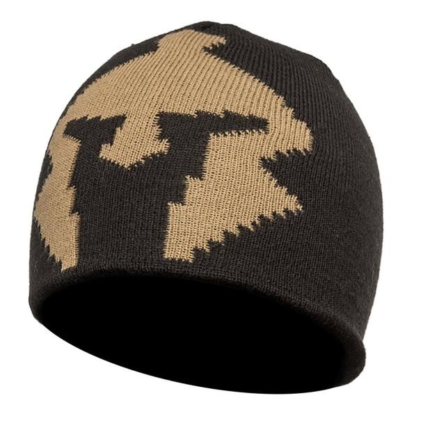 KRYPTEK Black Logo Beanie (16KLOGOBLK)