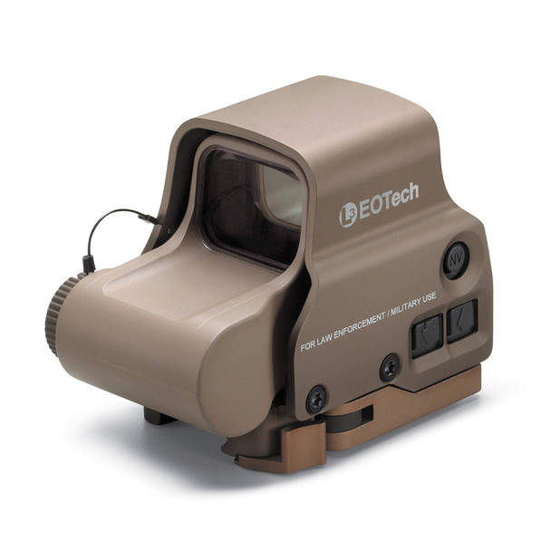 EOTECH EXP S3 1 MOA Dot with 68 MOA Ring Night Vision Compatible Holographic Sight (EXPS3-0TAN)