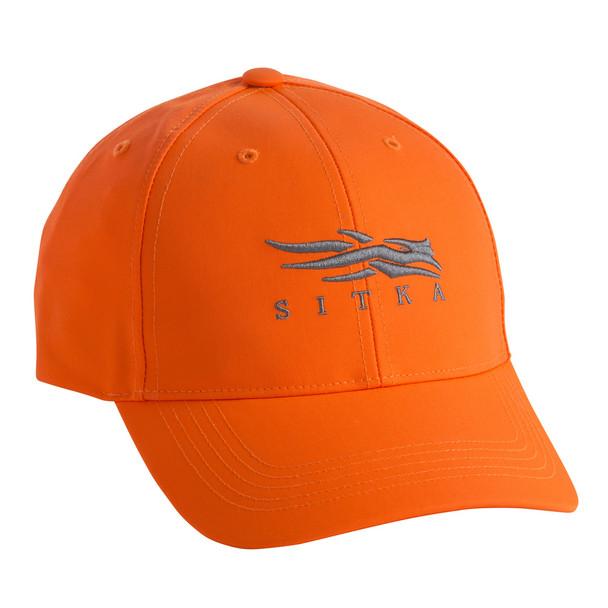SITKA GEAR Blaze Orange Ballistic Cap (90083-BL-OSFA)