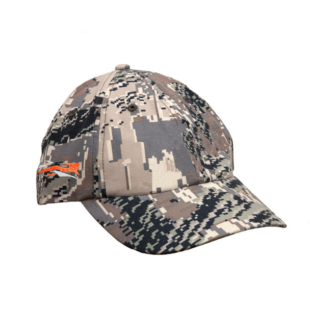 SITKA GEAR Optifade Open Country Cap with Side Logo (90102-OB-OSFA)