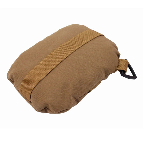 FLATLINE-OPS Scum Bag Coyote Brown Shooting Bag (SCUMBAG)