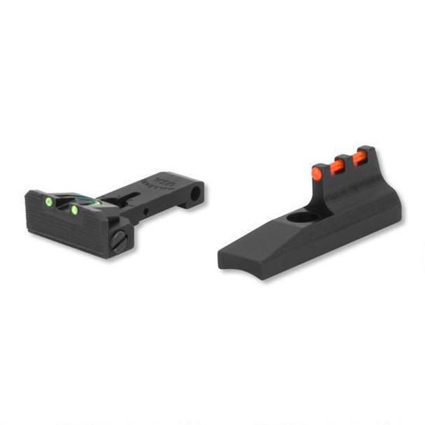 WILLIAMS Browning Buckmark Fiber Optic Red Front/Green Rear Sight Set (70231)