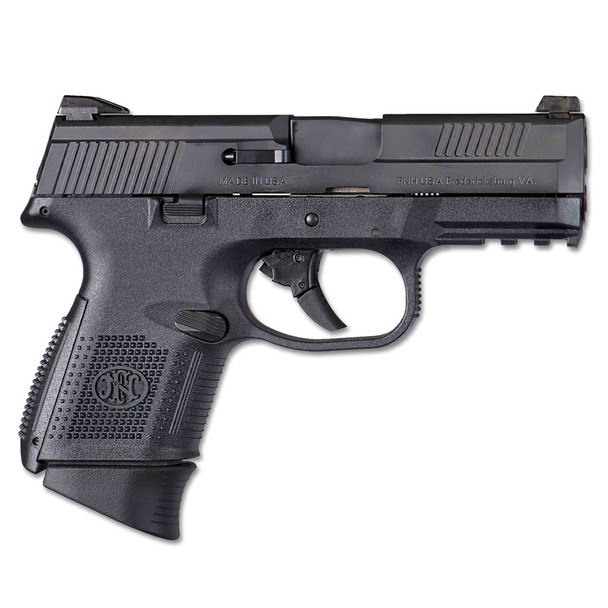 FN AMERICA FNS-40C NMS 3.6in Barrel 2x 10/14Rd Mag Black Pistol (66721)