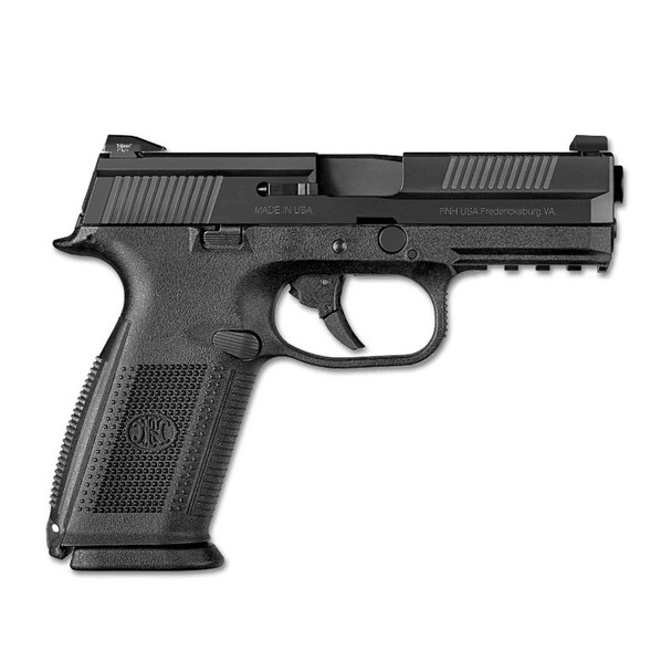 FN AMERICA FNS-9 9mm 4in 10rd Black Semi-Automatic Pistol (66756)