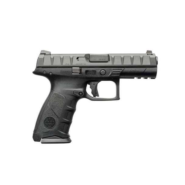 BERETTA APX 4.25in 9mm 2x17rd Black Semi-Automatic Pistol (JAXF921)