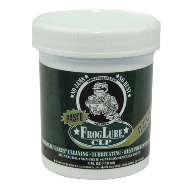 FROGLUBE CLP Paste 4oz Tub Lubricant/Cleaner (14696)