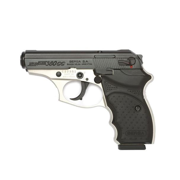 BERSA Thunder CC 380 ACP 3.2in 8rd Semi-Automatic Pistol (T380DTCC)
