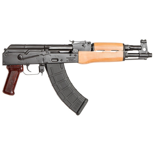 CENTURY ARMS Draco 7.62x39mm 12.25in 30rd Semi-Automatic Pistol (HG1916-N)