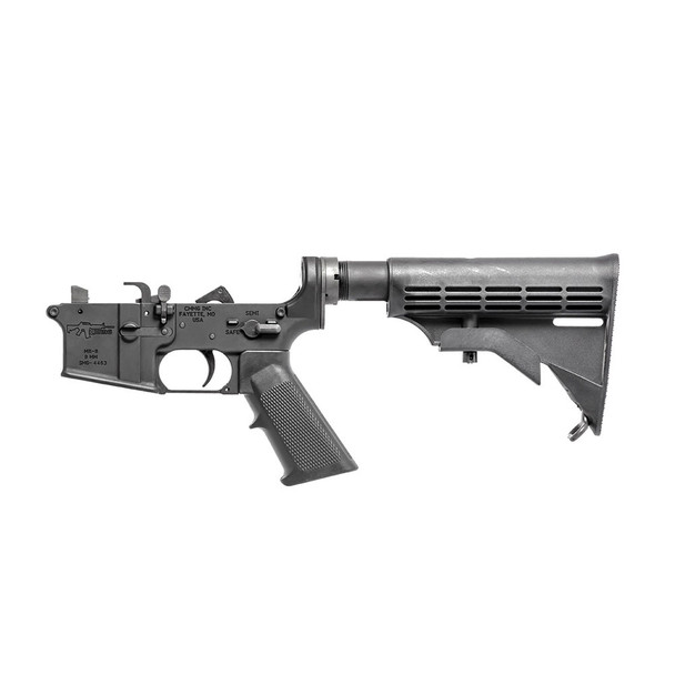 CMMG Mk9 Complete Lower Receiver (90CA360)