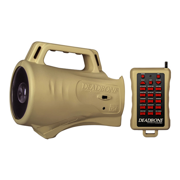 FOXPRO Deadbone Electronic Game Call (DB1)