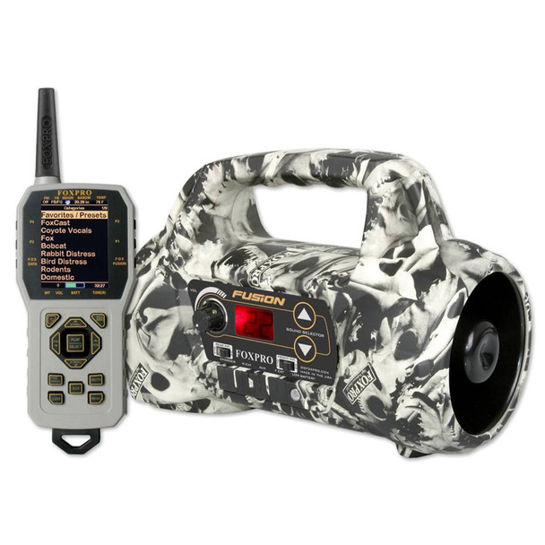 FOXPRO Fusion Electronic Game Call (FUSION)