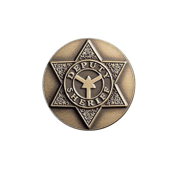 ASP Guardian G1 Deputy Sheriff Logo Handcuff Key (56306)