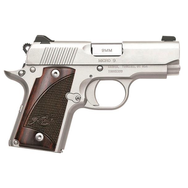 KIMBER Micro 9 Stainless 9mm Semi-Automatic Pistol (3300158)