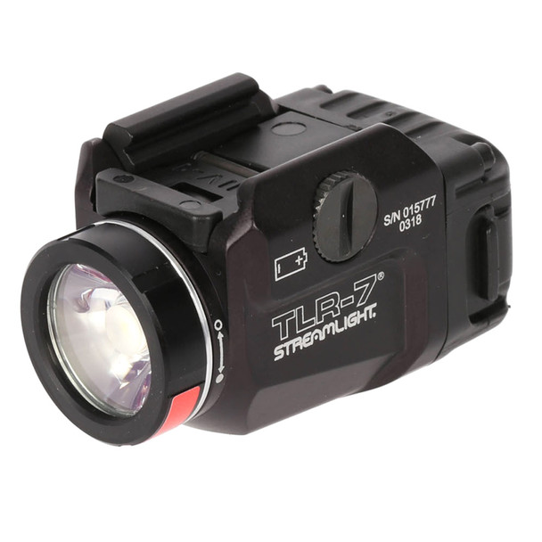 STREAMLIGHT TLR-7 Weapon Light with Rail Locating Keys (69420)