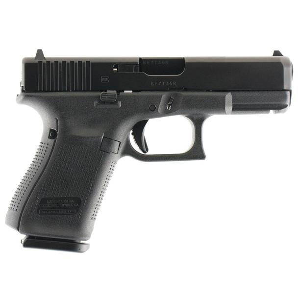 GLOCK G19 Gen5 9mm 4.02in 15Rd AmeriGlo Sights Pistol (PA1950303AB)