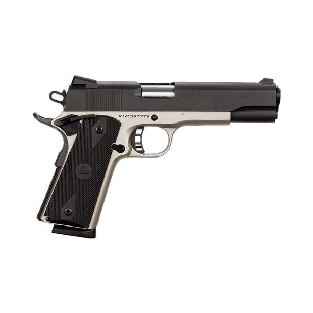 ROCK ISLAND ARMORY Rock Standard FS Two Tone 45 ACP 1911 Pistol (51447)