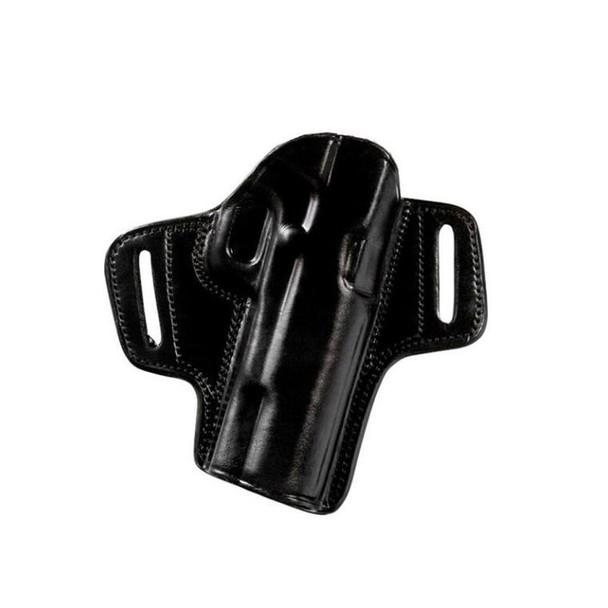 TAGUA GUN LEATHER Texas Glock 26/27/33 Black Right Hand Holster (TX-BH3-640)