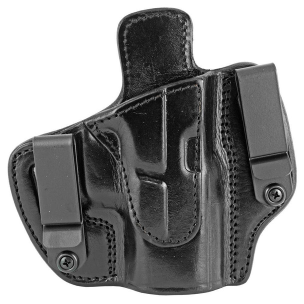 TAGUA GUN LEATHER Crusader Glock 17/22/31 Black Right Hand Holster (TX-DCH-300)
