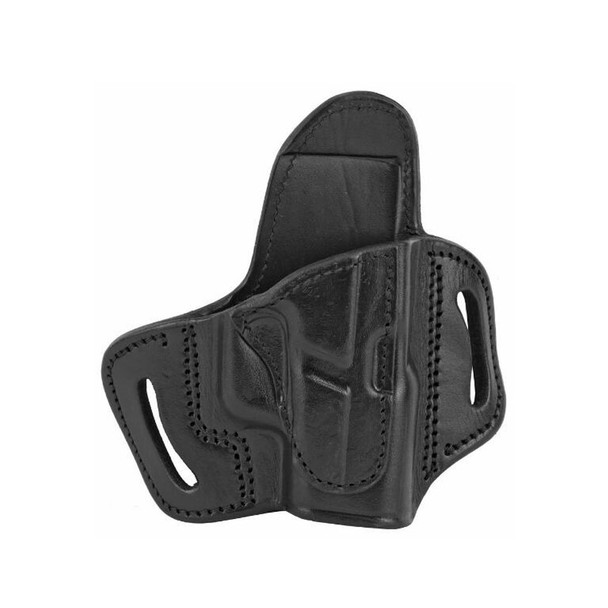 TAGUA GUN LEATHER Fort Glock 43 Black Right Hand Holster (TX-EP-BH2-355)