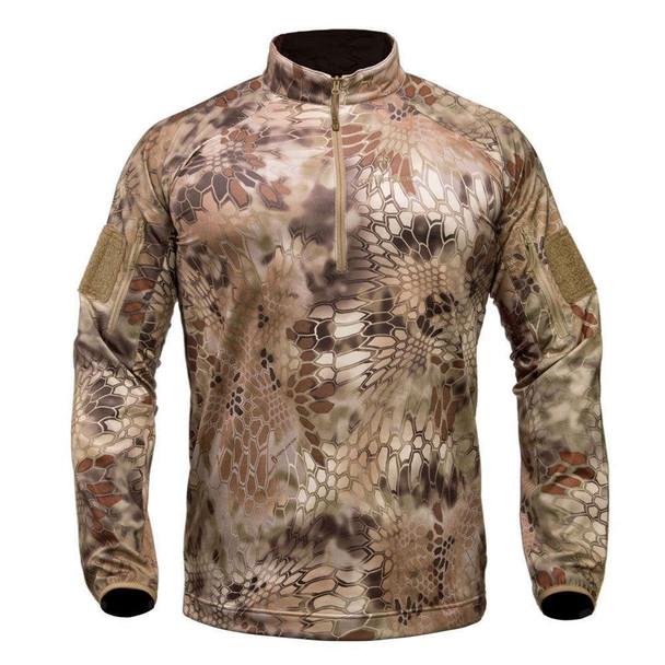 KRYPTEK Highlander Valhalla Shirt (15VALLSZH)