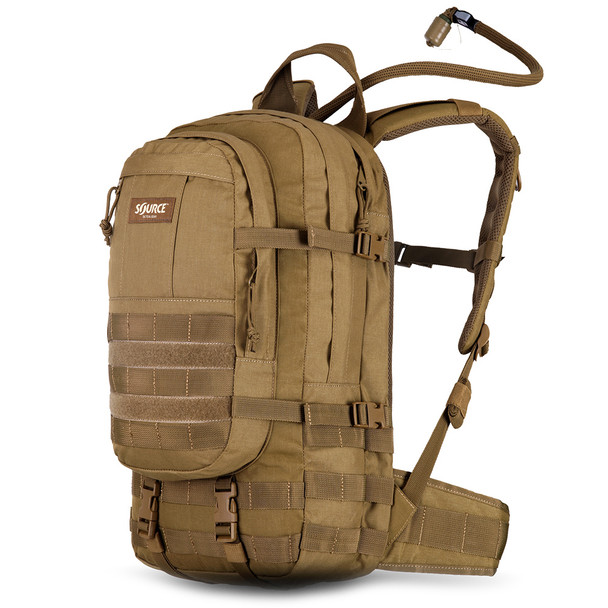 SOURCE Assault 20L/3L Coyote Hydration Cargo Pack (4010430203)